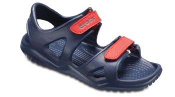 Crocs Kids Swiftwater River Sandal